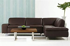 Wandgestaltung Wohnzimmer Erdtöne : schillig sofa funktionale design ideen f r hohen sitzkomfort ~ Markanthonyermac.com Haus und Dekorationen