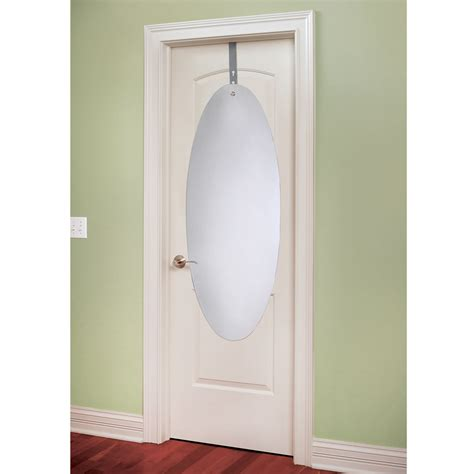the door mirrors the shatterproof the door mirror hammacher schlemmer