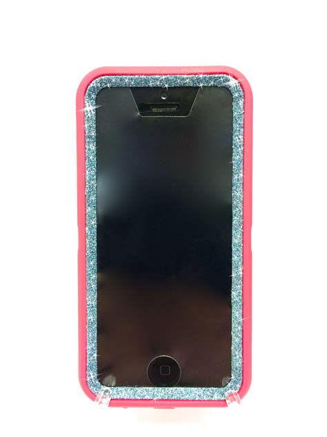 glitter cases for iphone 5c iphone 5c glitter otterbox defender series sparkly