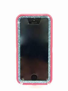 iPhone 5c Glitter OtterBox Defender Series Case Sparkly ...