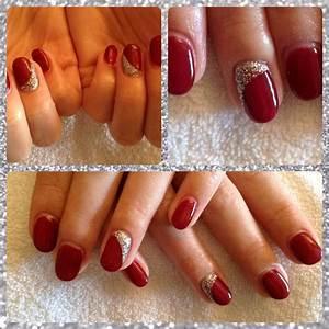 Ongles Pinterest : ongles en gel pour les f tes ongles pinterest ongles en gel la fete et ongles ~ Melissatoandfro.com Idées de Décoration
