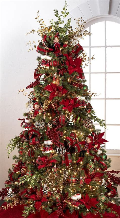 ideas  victorian christmas tree  pinterest