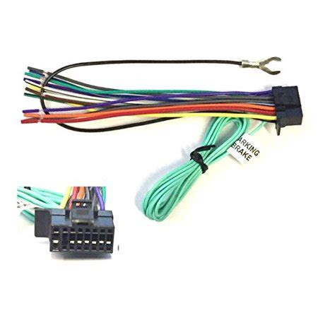 Sony Car Audio Wire Harnes by Asc Car Stereo Power Speaker Wire Harness For Sony
