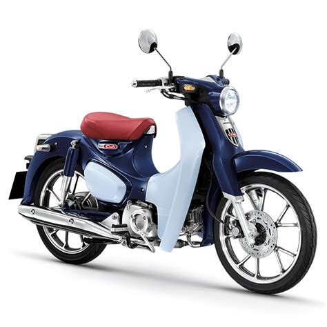 Honda Cub C125 Backgrounds by Berapa Top Speed Honda Cub C125 Ridertua News