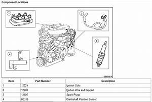 How To Replace Spark Plugs And Wires 97 Ford Explorer 6  Html