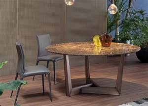 Go, Modern, Ltd, U0026gt, Dining, Tables, U0026gt, Bonaldo, Art, Round, Dining, Table