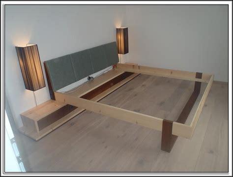 Indirekte Beleuchtung Bett Selber Bauen  Betten House