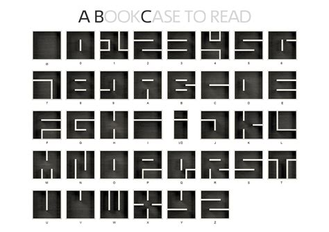 libreria cubi libreria cubi a forma di lettere alfabeto in legno abc
