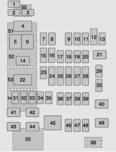 Chevrolet Suburban Fuse Box Diagram Auto