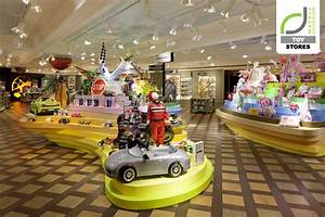 TOY STORES! Harrods Toy Kingdom by Shed, London