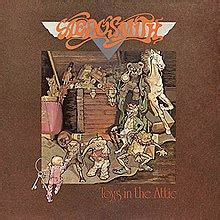 toys   attic album wikipedia