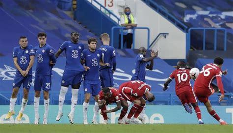 Liverpool Menang 2-0 atas 10 Pemain Chelsea dan Kepa ...