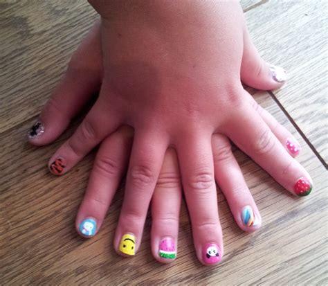 Easy Nail Art for Kids 2015 u2013 Inspiring Nail Art Designs u0026 Ideas