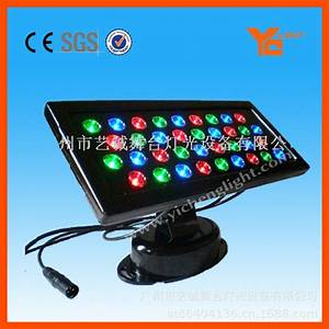 High power flood light led stage effect