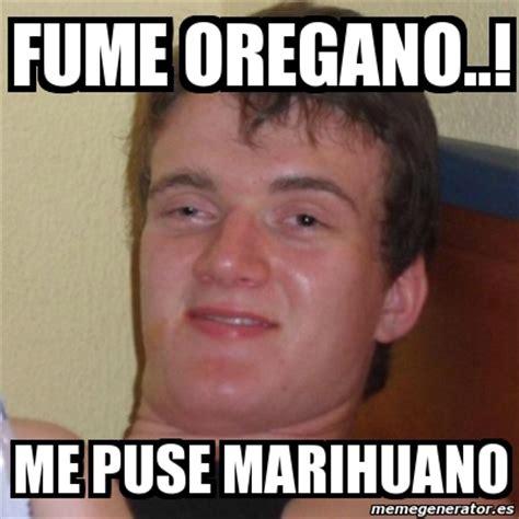 Memes De Marihuanos - meme stoner stanley fume oregano me puse marihuano 2879246