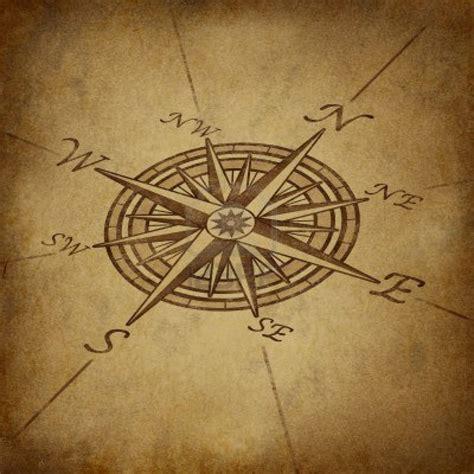 vintage compass tattoo ideas  pinterest