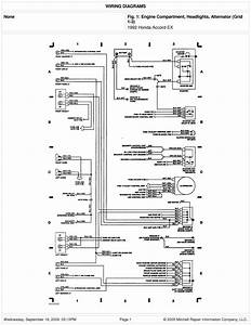 2005 Honda Element Stereo Wiring Diagram