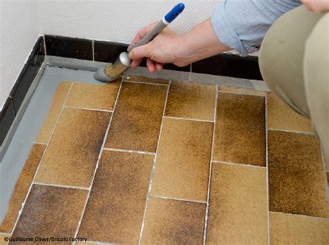 peinture pour joints de carrelage au sol peinture carrelage pour le sol d 233 coration