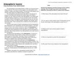 5th Grade Reading Comprehension Worksheets