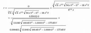 3 Wurzel Berechnen : kompletten zylinder aus nur zwei werten berechnen neues mathe programm mathelounge ~ Themetempest.com Abrechnung