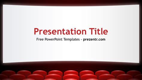 theater powerpoint template prezentr