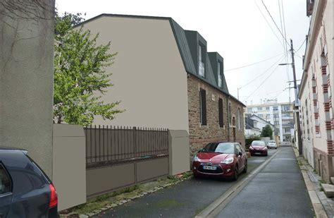 francois bureau architecte nantes sur 233 l 233 vation r 233 novation d une maison 224 nantes 44 architecte nantes lr architecture