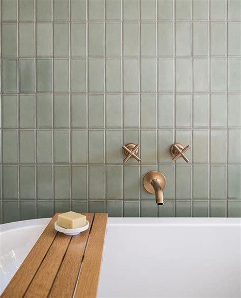 abi bathrooms interiors  instagram trend alert sage