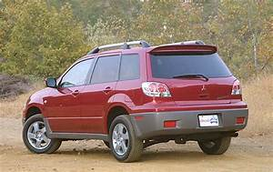 Used 2004 Mitsubishi Outlander For Sale