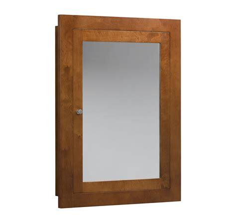 recessed medicine cabinet wood door rectangular brown wooden medicine cabinets having