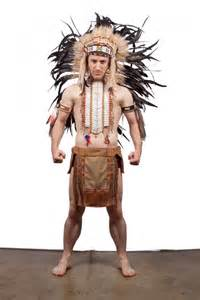 Indian Chief Costumes for Men