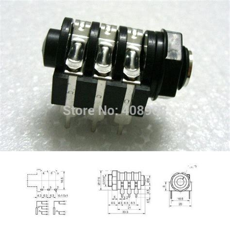 35mm Stereo Headphone Wiring by Popular 6 35mm Headphone Buy Cheap 6 35mm Headphone