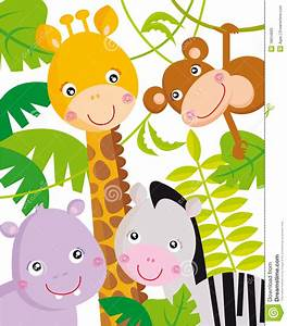 Image Gallery injured cartoon safari animals
