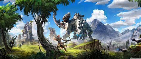 horizon  dawn  video game  hd desktop wallpaper