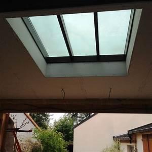 Puit De Lumière Toit Plat : verriere 32mm toiture zinc puits de lumi re pinterest ~ Premium-room.com Idées de Décoration