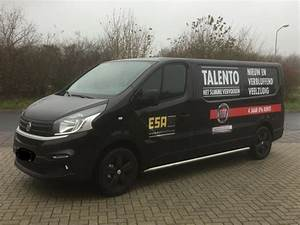 Talento Fiat : fiat talento bullbars ~ Gottalentnigeria.com Avis de Voitures