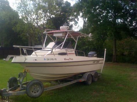Key West Cuddy Cabin Boats by 1996 Key West Cuddy Cabin For Sale In Lafayette