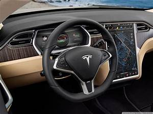 Download Tesla inside wallpaper - Cars wallpapers for your mobile cell phone