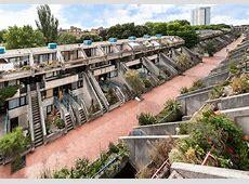 Alexandra Road Estate Architectuul