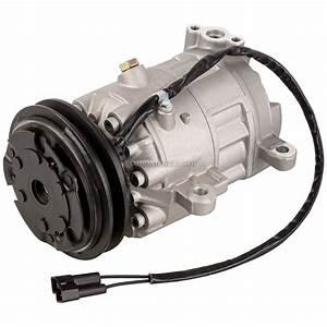 1989 Chrysler New Yorker A  C Compressor 3 0l Engine