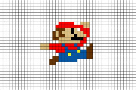 Convert Old Shopify Template To New Template by Jumping Mario Pixel Art Brik