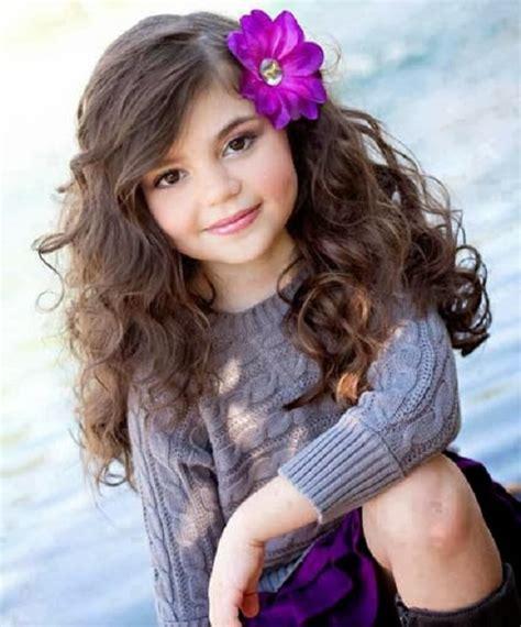 Kids Girls Long Hairstyles 2015 New Kids Hair Medium Hair
