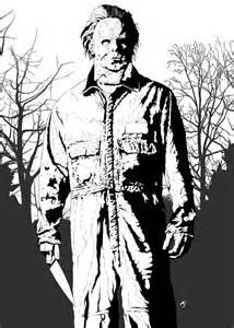 Freddy Krueger Pumpkin Stencils Free by A Rob Zombie Film Michael Myers Fan Art