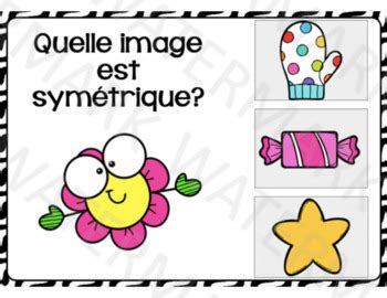 french symmetry bundle french boom cards french