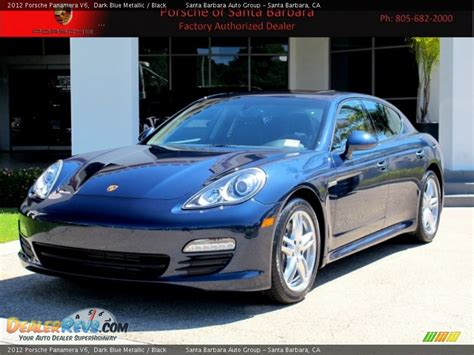 porsche panamera dark blue 2012 porsche panamera v6 dark blue metallic black photo
