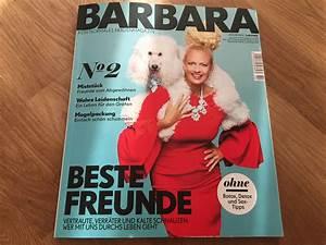 Barbara Schöneberger Zeitschrift : rezension zeitschrift barbara kein normales frauenmagazin lovelyliciousme ~ Buech-reservation.com Haus und Dekorationen