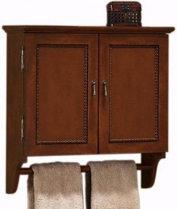 Bathroom Wall Cabinet With Towel Bar by Chelsea Wall Cabinet With Towel Bar Homedecorators Home