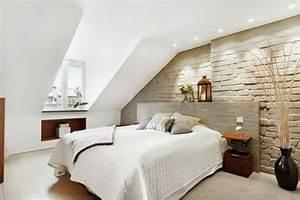 Kleines Schlafzimmer Mit Dachschräge : schlafzimmer dachschr ge 33 ideen f r den schlafbereich auf dem dach ~ Bigdaddyawards.com Haus und Dekorationen