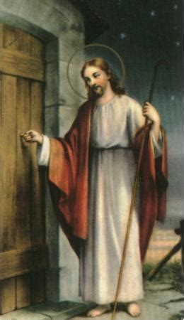 jesus knocking at the door painting a personal call offered to all a of philip