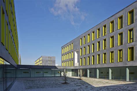 West Side In Ulm by Bildergalerie Zu Studentenwohnheim In Ulm Bogevischs