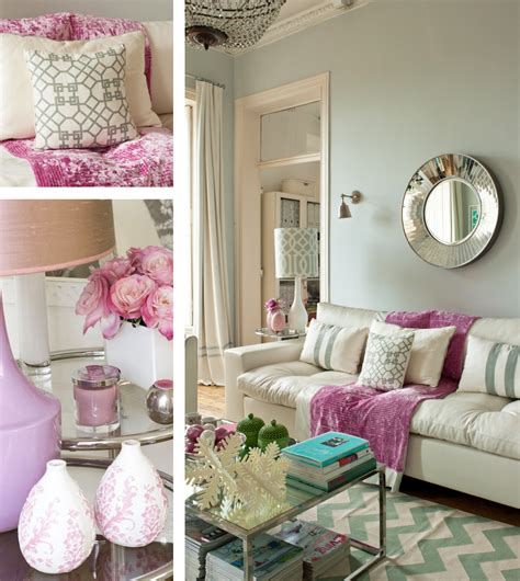 purple home decor colors that perk up your room continued interior